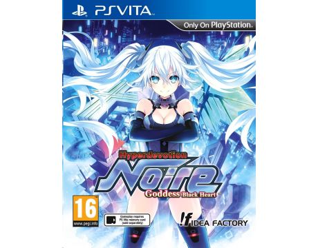 Hyperdevotion Noire: Goddess Black Heart (PS Vita) на супер цени