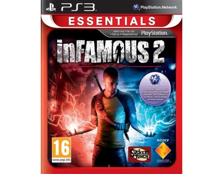 inFAMOUS 2 - Essentials (PS3) на супер цени