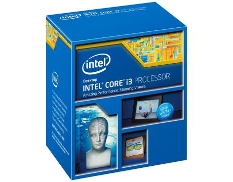 Intel Core i3-4370 (3.80GHz) на супер цени