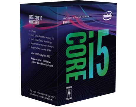 Intel Core i5-8500 (3.00GHz) на супер цени