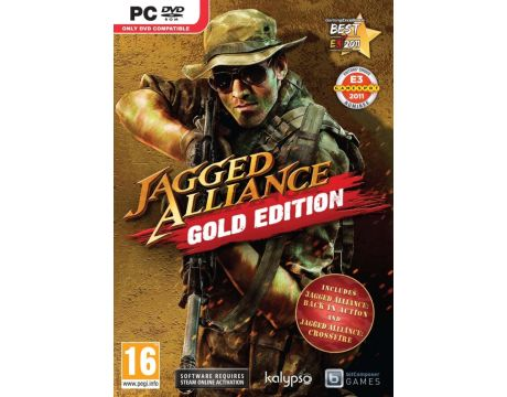 Jagged Alliance - Gold Edition (PC) на супер цени