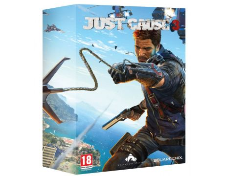 Just Cause 3 Collector's Edition (PC) на супер цени