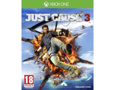 Just Cause 3 (Xbox One) на супер цени