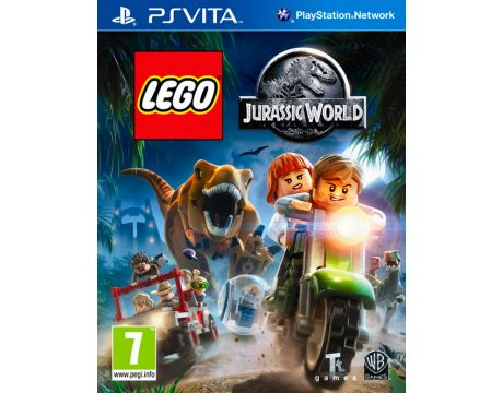 LEGO Jurassic World (Vita) на супер цени