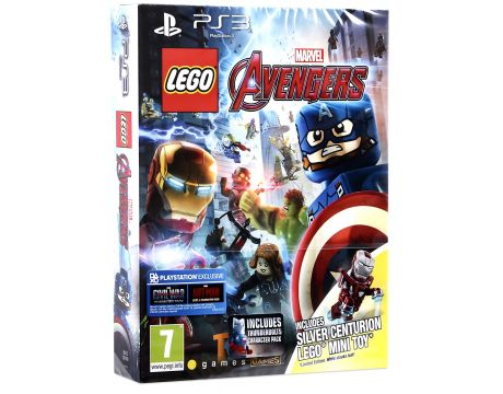 LEGO Marvel's Avengers Toy Edition (PS3) на супер цени