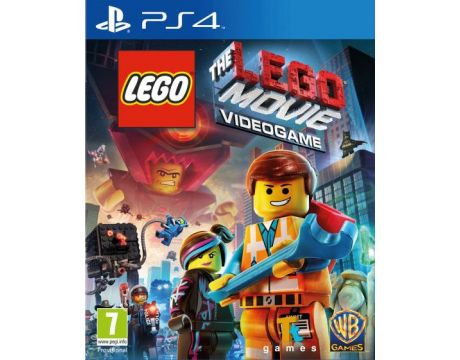LEGO Movie: The Videogame (PS4) на супер цени
