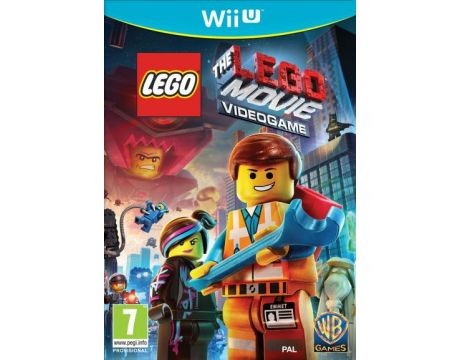 LEGO Movie: The Videogame (Wii U) на супер цени
