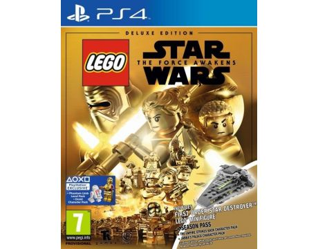 LEGO Star Wars The Force Awakens Deluxe Edition 1 (PS4) на супер цени