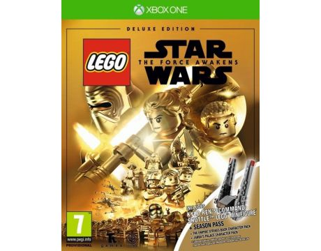 LEGO Star Wars The Force Awakens Deluxe Edition 2 (Xbox One) на супер цени