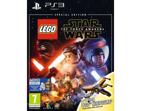 LEGO Star Wars The Force Awakens Toy Edition (PS3) на супер цени