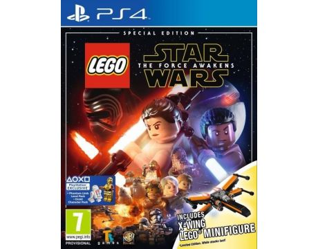 LEGO Star Wars The Force Awakens Toy Edition (PS4) на супер цени