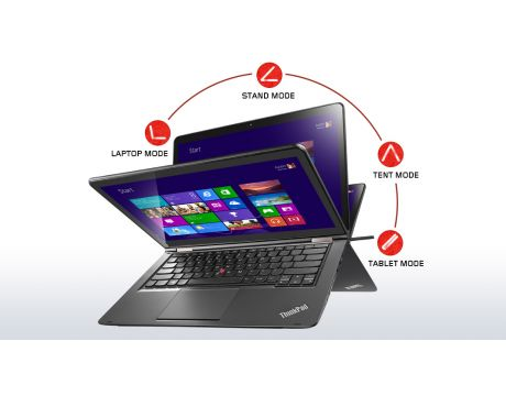 Lenovo ThinkPad Yoga 14 с Windows 8.1 на супер цени