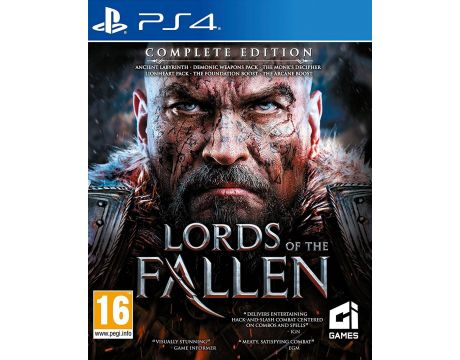 Lords of the Fallen - Complete Edition (PS4) на супер цени