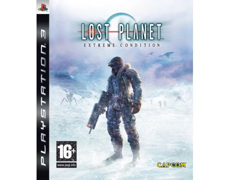 Lost Planet: Extreme Condition (PS3) на супер цени