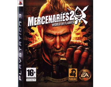 Mercenaries 2 World In Flames (PS3) на супер цени