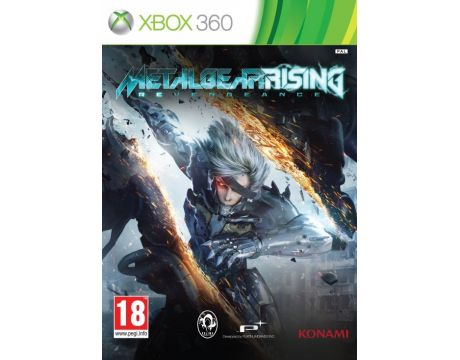 Metal Gear Rising: Revengeance (Xbox 360) на супер цени