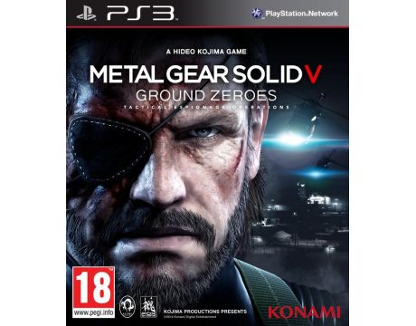 Metal Gear Solid V: Ground Zeroes (PS3) на супер цени