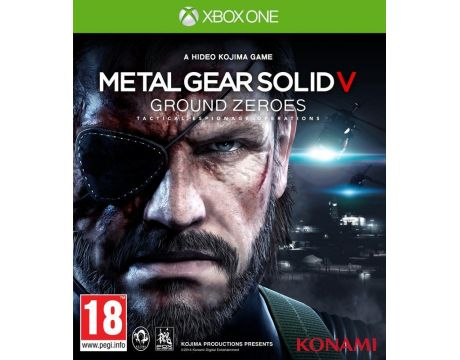Metal Gear Solid V: Ground Zeroes (Xbox One) на супер цени
