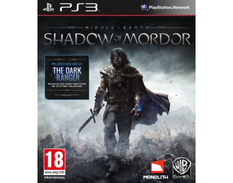 Middle-earth: Shadow of Mordor (PS3) на супер цени