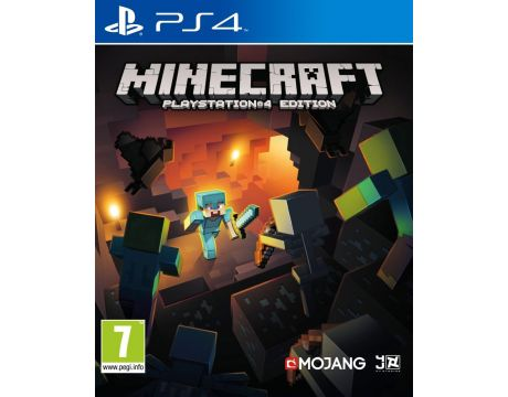 Minecraft: PlayStation 4 Edition (PS4) на супер цени