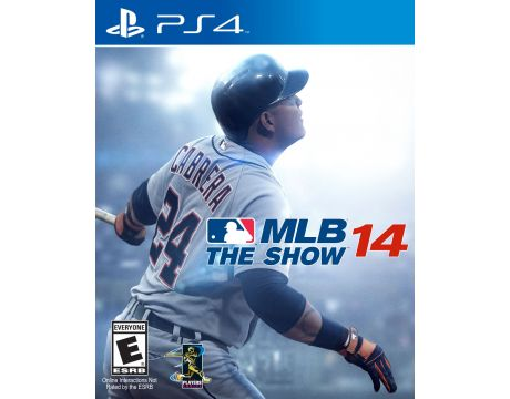 MLB: The Show 14 (PS4) на супер цени