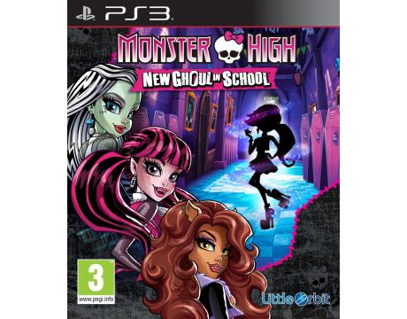 Monster High: New Ghoul in School (PS3) на супер цени