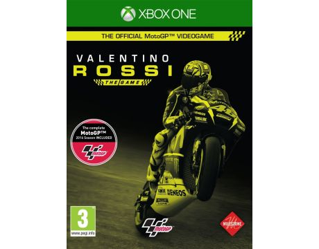 MOTO GP 16: Valentino Rossi The Game (Xbox One) на супер цени