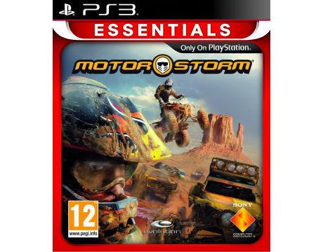 Motorstorm - Essentials (PS3) на супер цени