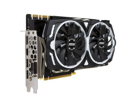 MSI GeForce GTX 1070 8GB ARMOR OC на супер цени