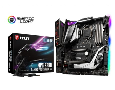 MSI MPG Z390 GAMING PRO CARBON AC на супер цени