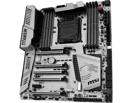 MSI X99A XPOWER GAMING TITANIUM на супер цени