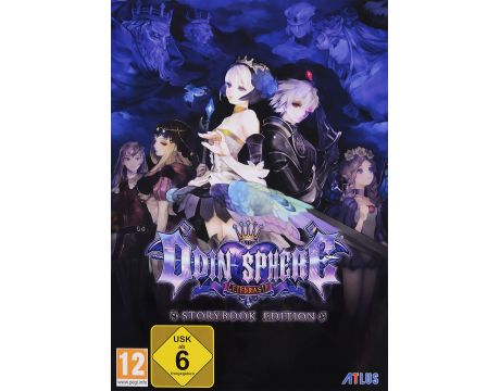 Odin Sphere Leifthrasir - Story Book Edition (PS4) на супер цени