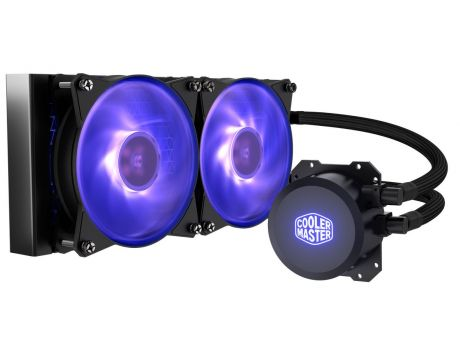 Cooler Master MasterLiquid ML240L RGB на супер цени