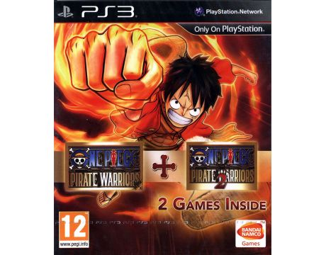 One Piece Pirate Warriors 1&2 Double Pack (PS3) на супер цени