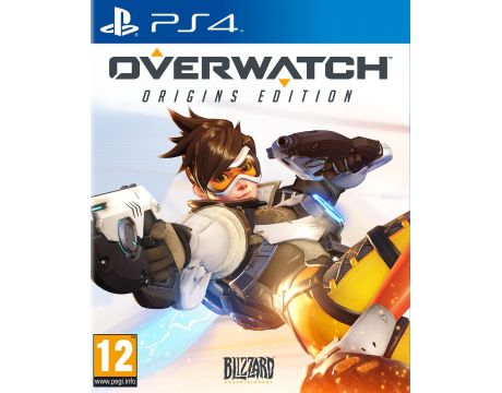 Overwatch: Origins Edition (PS4) на супер цени