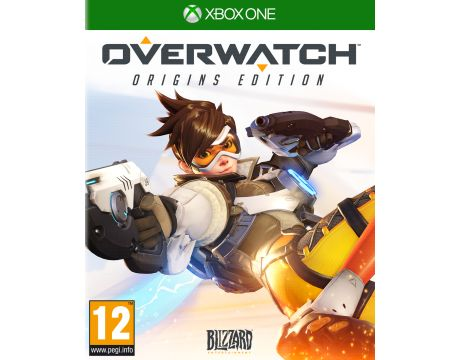 Overwatch: Origins Edition (Xbox One) на супер цени