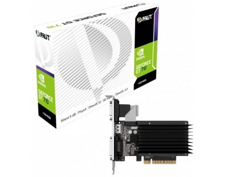 Palit GeForce GT 710 1GB на супер цени