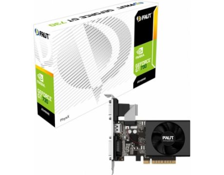 Palit GeForce GT 730 2GB на супер цени