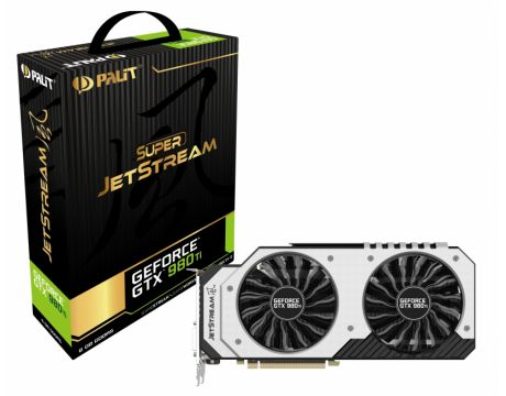 Palit GeForce GTX 980 Ti 6GB Super JetStream на супер цени