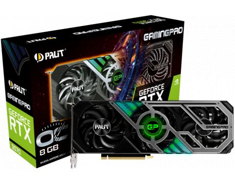 Palit GeForce RTX 3070 8GB GamingPro OC на супер цени