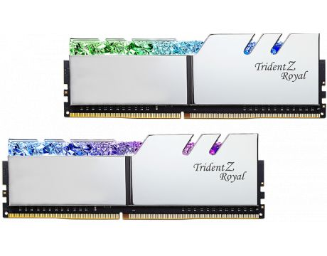 2x8GB DDR4 4000 G.SKILL Trident Z Royal на супер цени