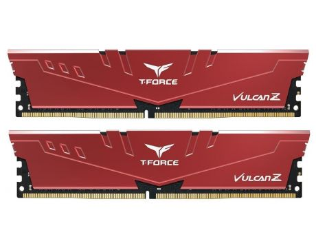 2x8GB DDR4 3000 Team Group T-Force Vulcan Z на супер цени
