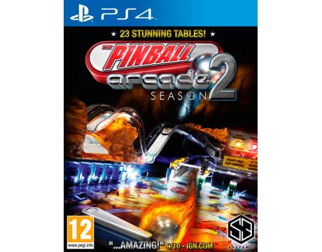 Pinball Arcade Season 2 (PS4) на супер цени