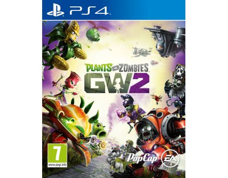 Plants Vs Zombies Garden Warfare 2 Ps4 Vgp40000300