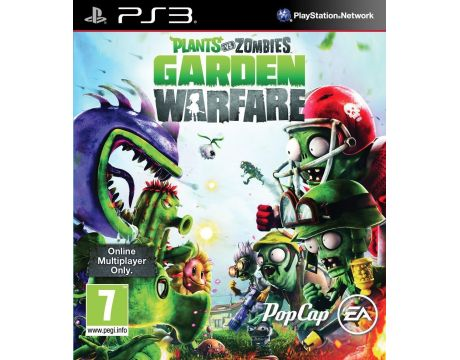 Plants vs. Zombies: Garden Warfare (PS3) на супер цени