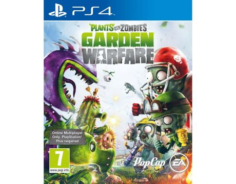 Plants vs. Zombies: Garden Warfare (PS4) на супер цени