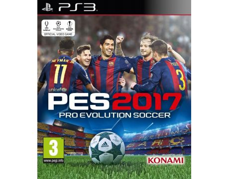 Pro Evolution Soccer 2017 (PS3) на супер цени