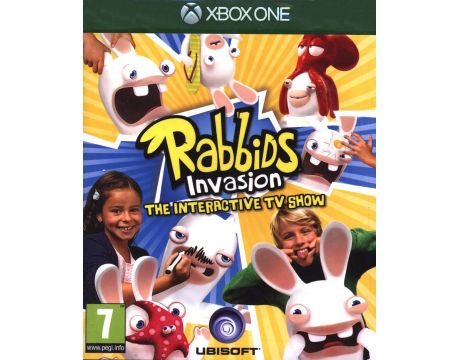 Rabbids Invasion: The Interactive TV Show (Xbox One) на супер цени