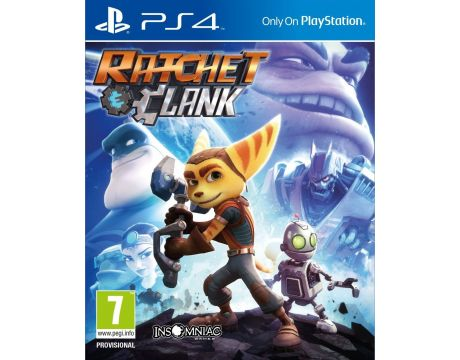 Ratchet & Clank (PS4) на супер цени