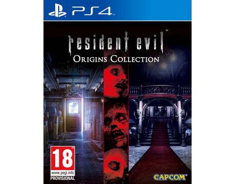 Resident Evil Origins Collection (PS4) на супер цени